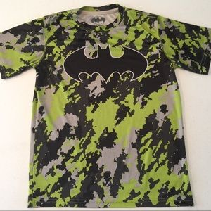 Batman camouflage T-shirt